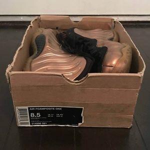 Nike Shoes - Men's Foamposites